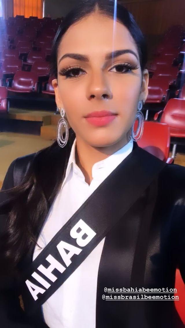 liliane natiele, miss bahia 2019. - Página 4 52345710