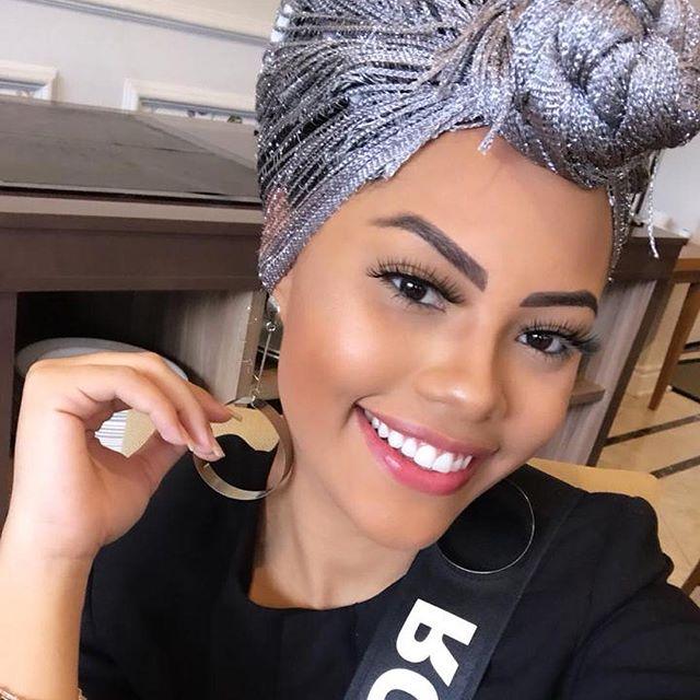 natali vitoria, miss roraima mundo 2020/top 15 de miss brasil universo 2019 /miss brasil teen universe 2017. primeira miss negra a vencer o miss roraima. - Página 10 52345711