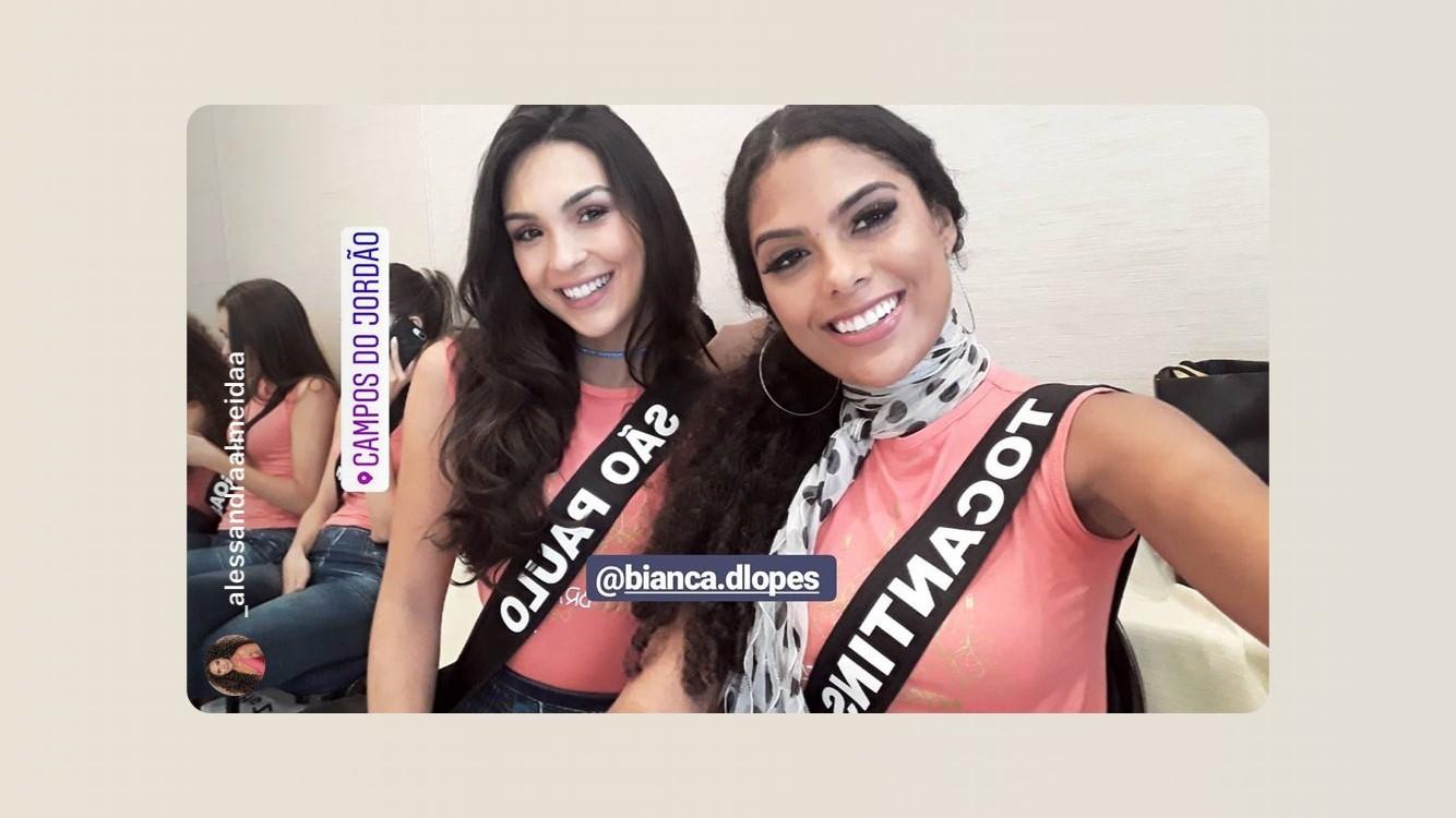 bianca lopes, miss sao paulo 2019. - Página 7 52345713
