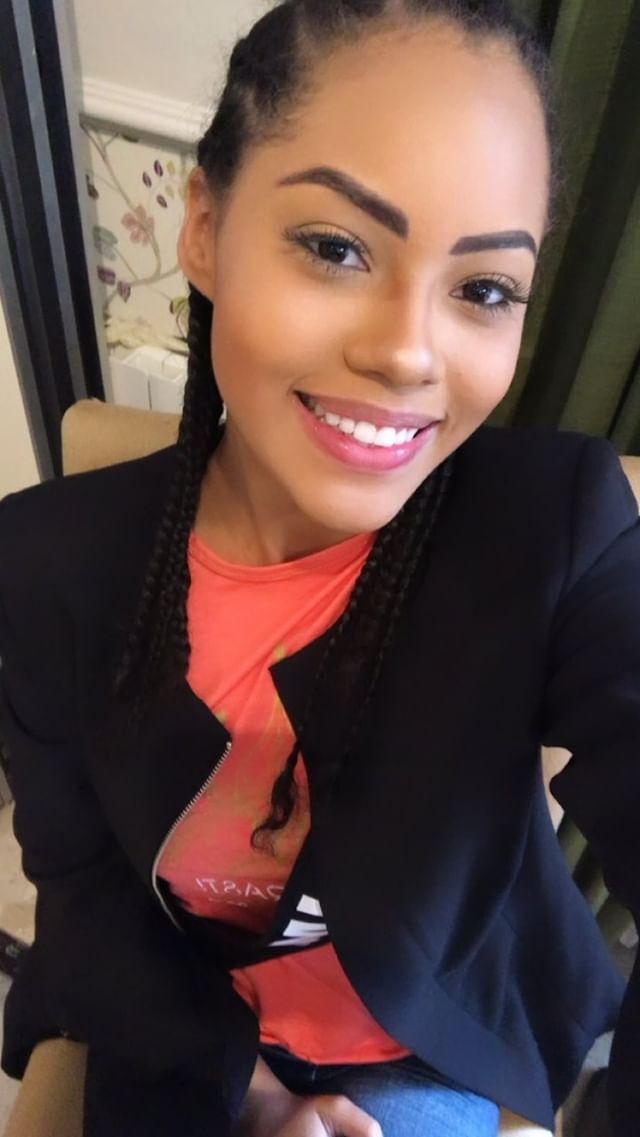natali vitoria, miss roraima mundo 2020/top 15 de miss brasil universo 2019 /miss brasil teen universe 2017. primeira miss negra a vencer o miss roraima. - Página 9 52351610