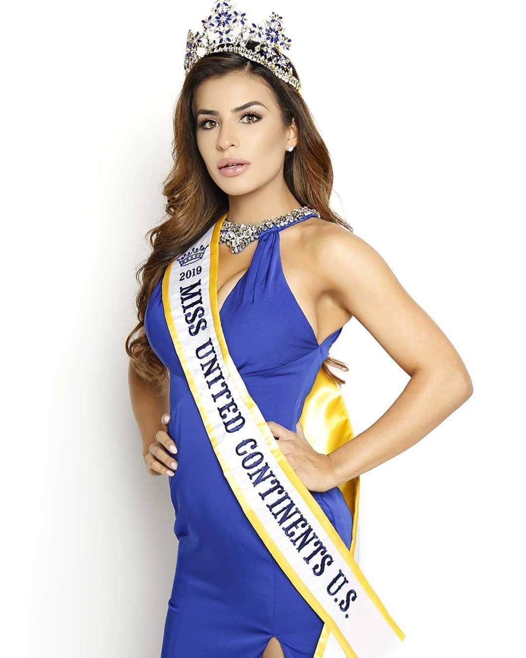 maria elena manzo, miss united continents us 2019. 52407412