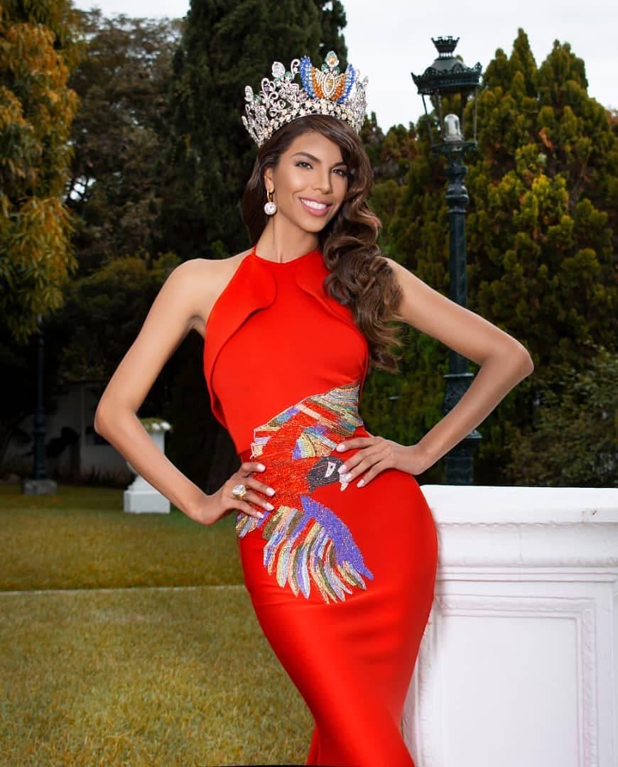 isabella rodriguez, top 40 de miss world 2019. - Página 2 52491512