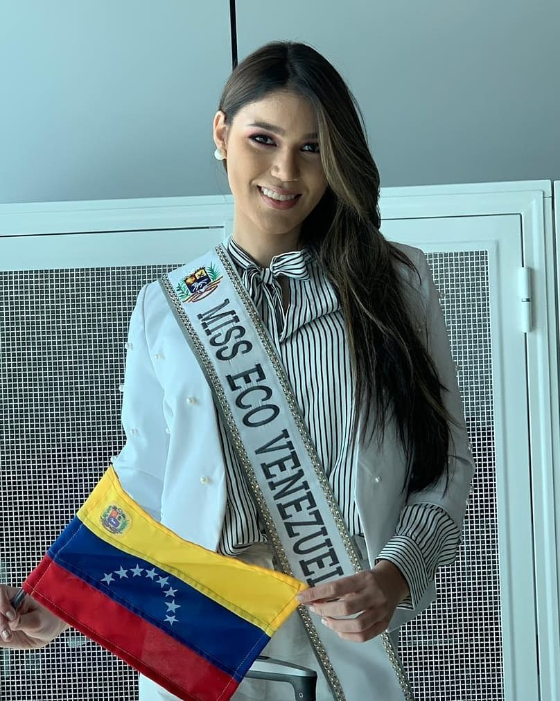 yara d'leon, semifinalista de miss eco international 2019. - Página 2 52566011