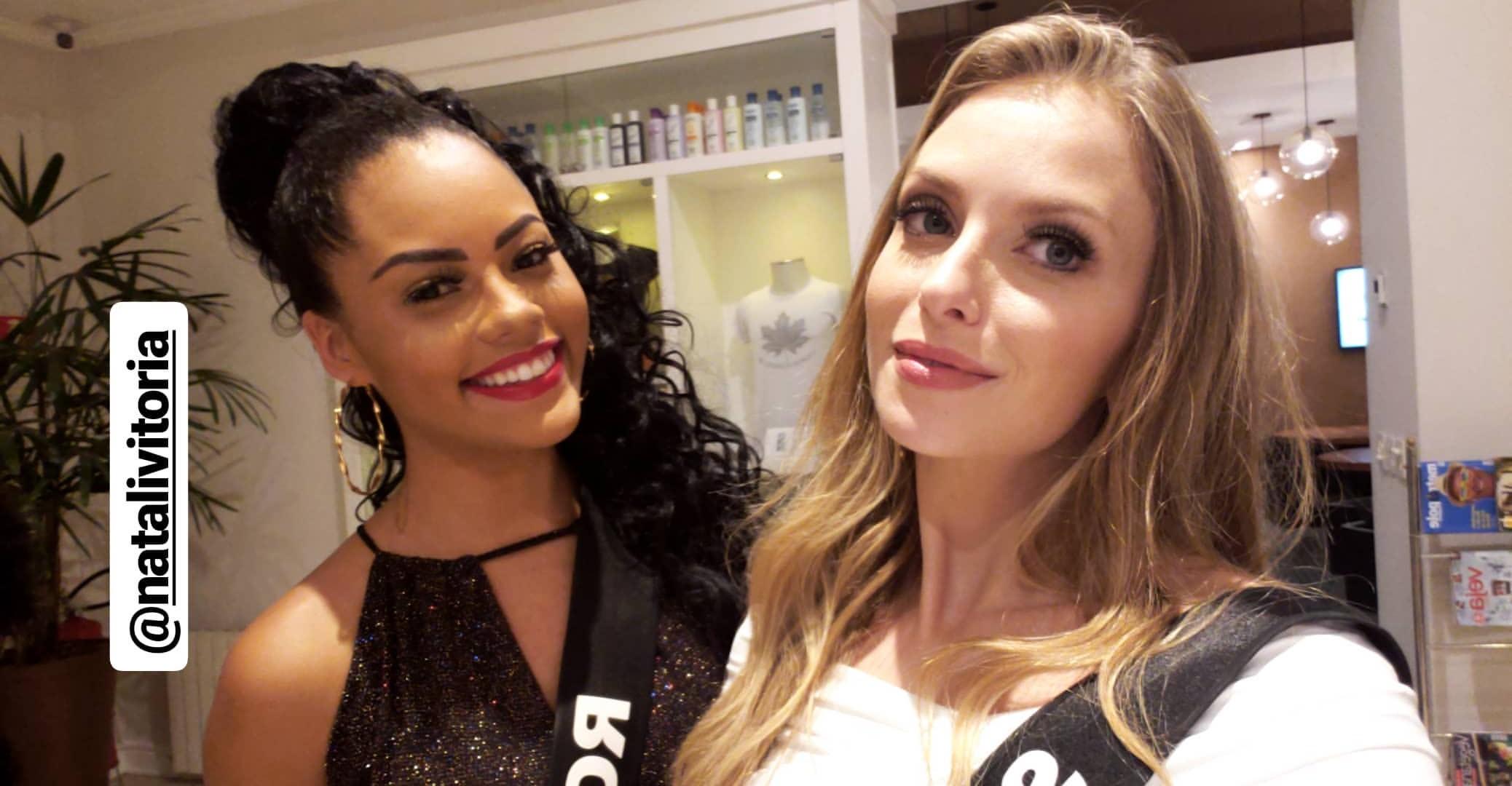 natali vitoria, top 15 de miss brasil universo 2019 /miss brasil teen universe 2017. primeira miss negra a vencer o miss roraima. - Página 11 52616110