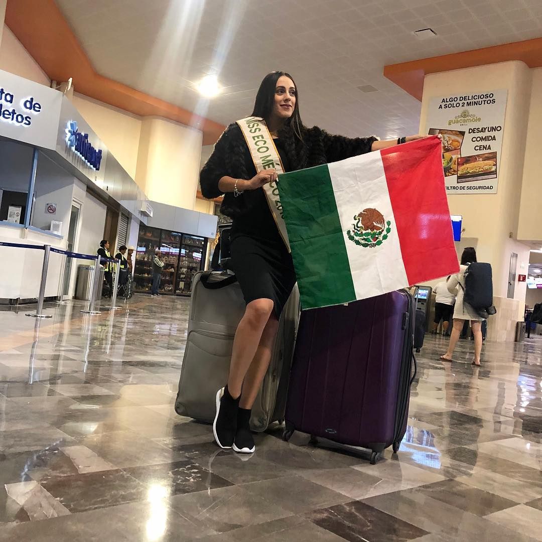 melissa danda, miss eco mexico 2019. - Página 2 52670210