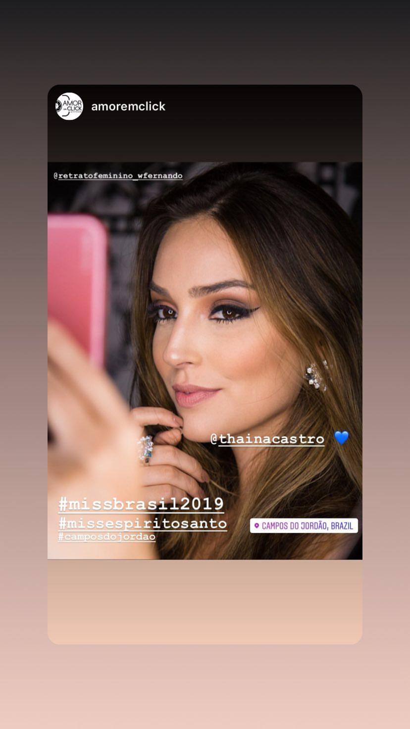 thaina castro, top 10 de miss brasil universo 2019. - Página 7 52724410