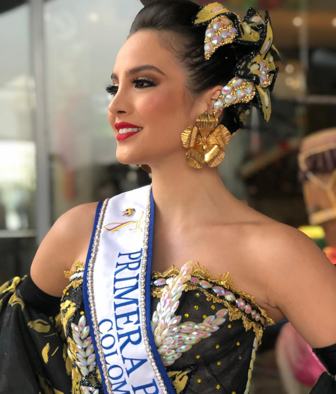 maria alejandra vengoechea, 3rd runner-up de miss international 2019. - Página 3 52739811