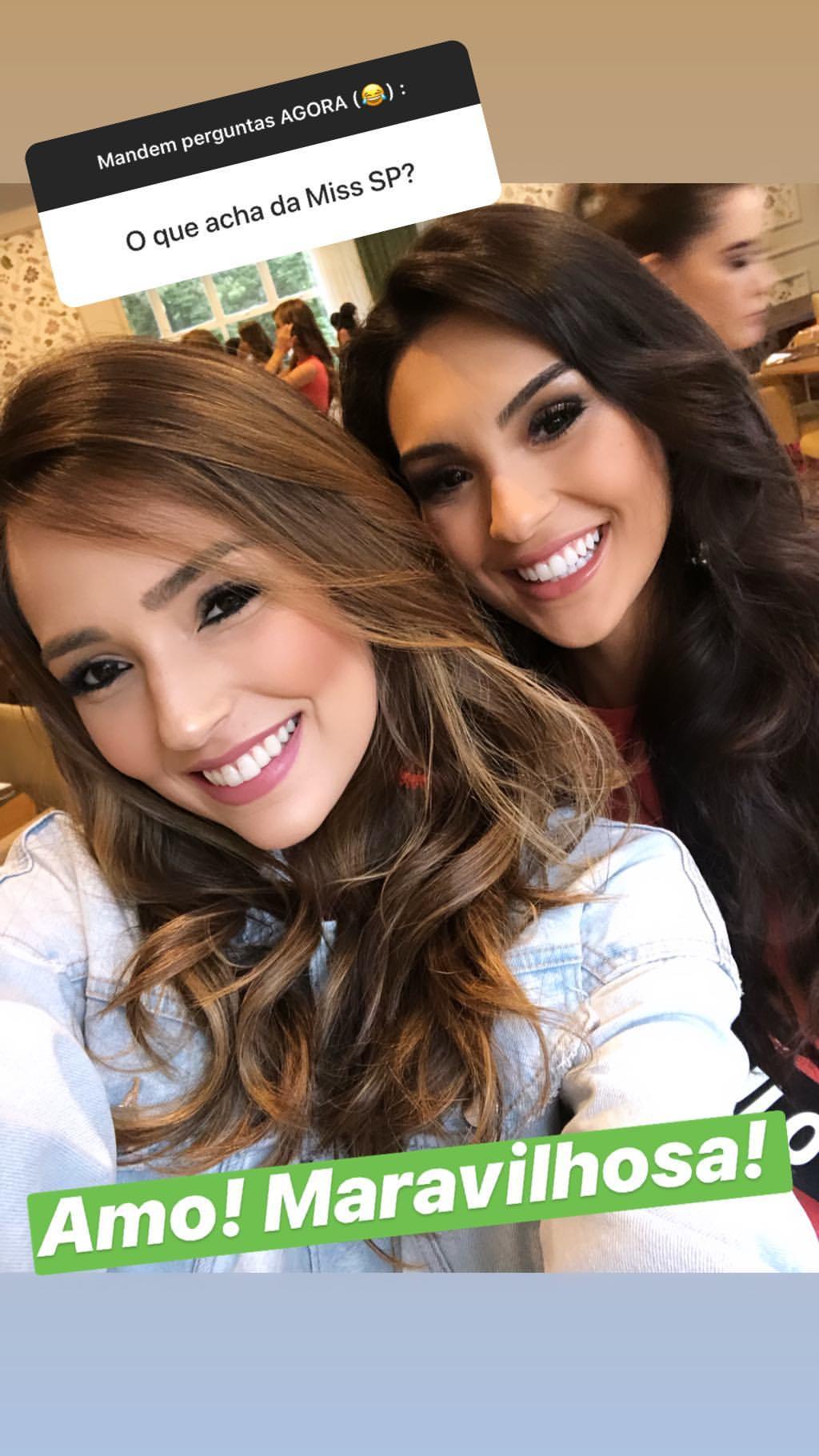 thaina castro, top 10 de miss brasil universo 2019. - Página 4 52761010