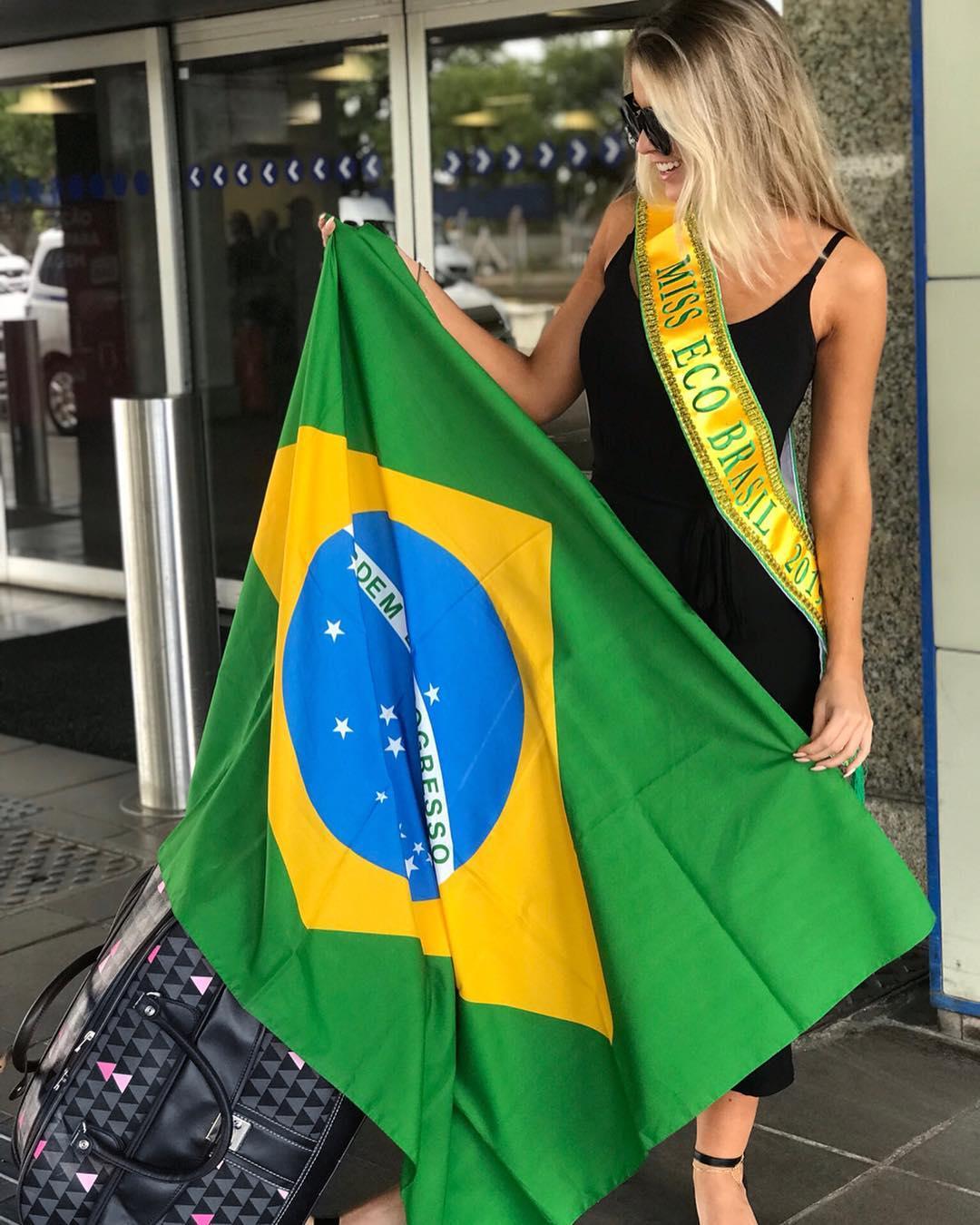 taina laydner, miss eco brasil 2019. - Página 3 52793410