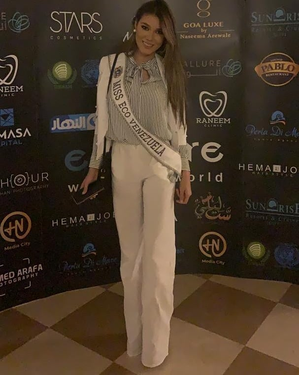 yara d'leon, semifinalista de miss eco international 2019. - Página 2 52945610