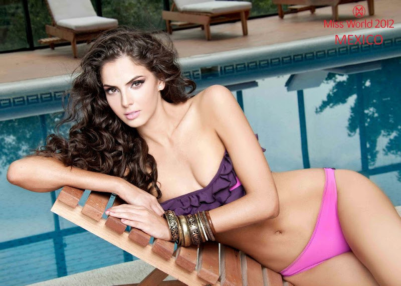 mariana berumen, top 36 de miss model of the world 2018/top 15 de miss world 2012 52960610