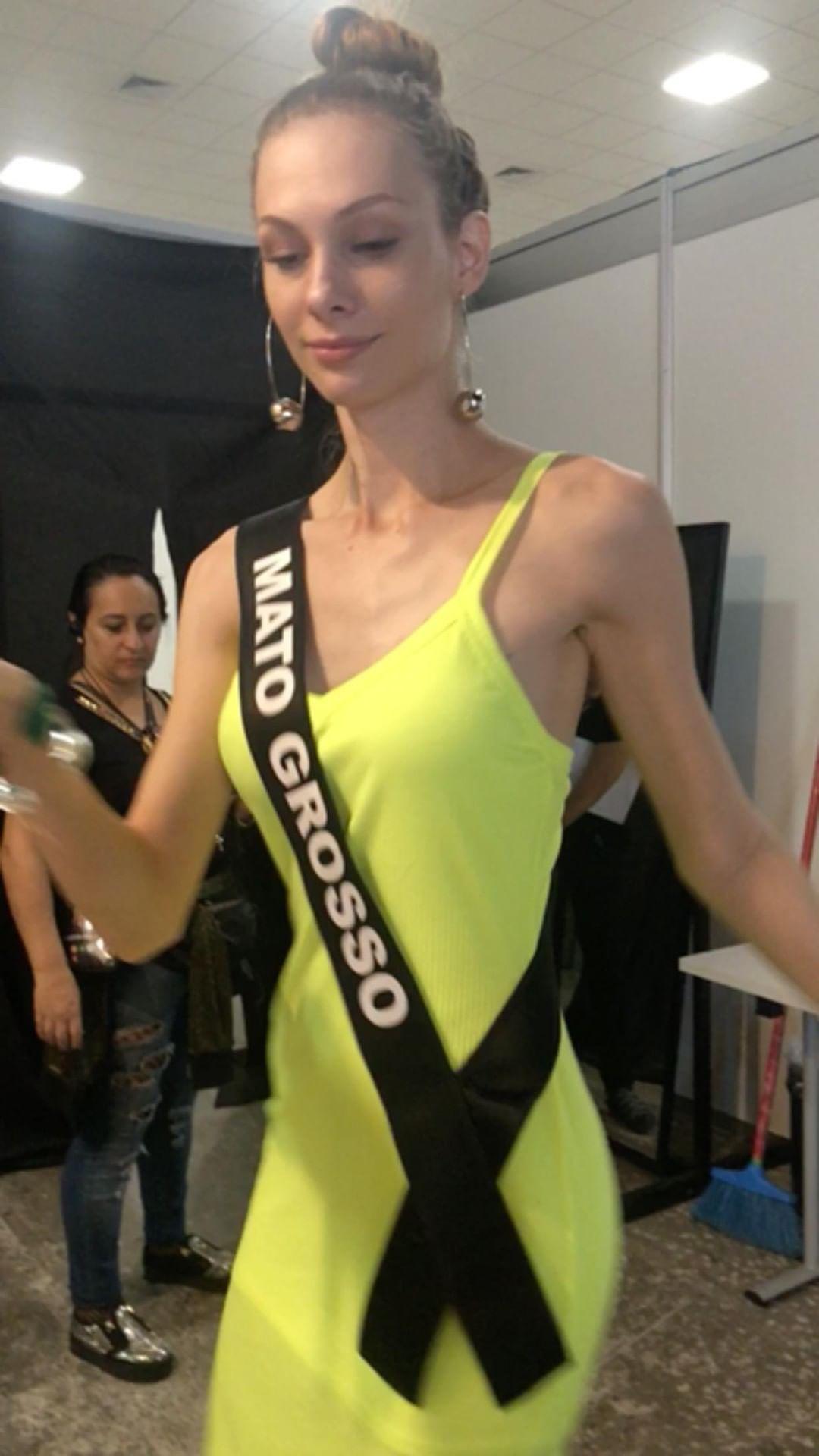 candidatas a miss brasil universo 2019. final: 09 de marso. - Página 54 52987412