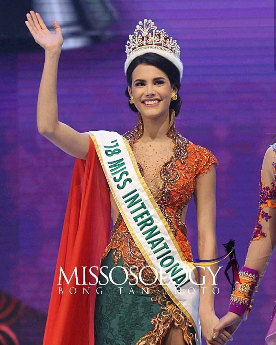 mariem velazco, miss international 2018. - Página 33 53006810