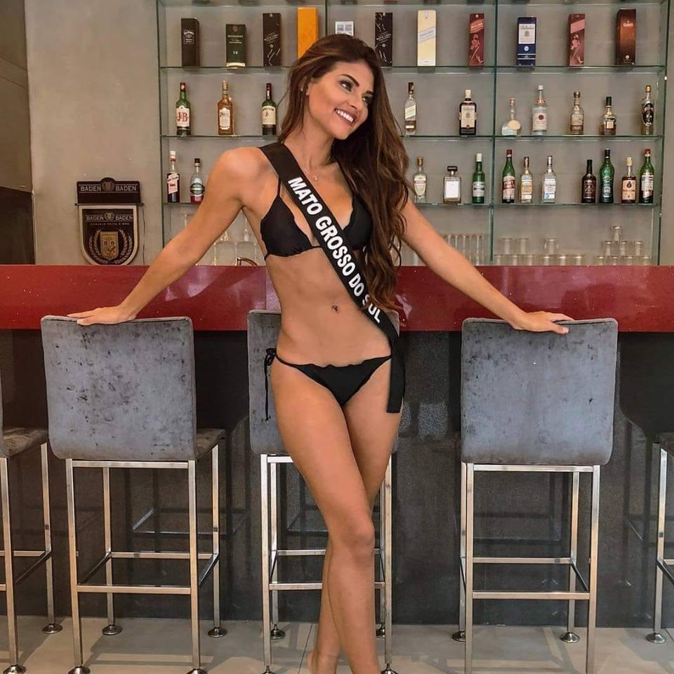 candidatas a miss brasil universo 2019 de bikini.  - Página 7 53016210