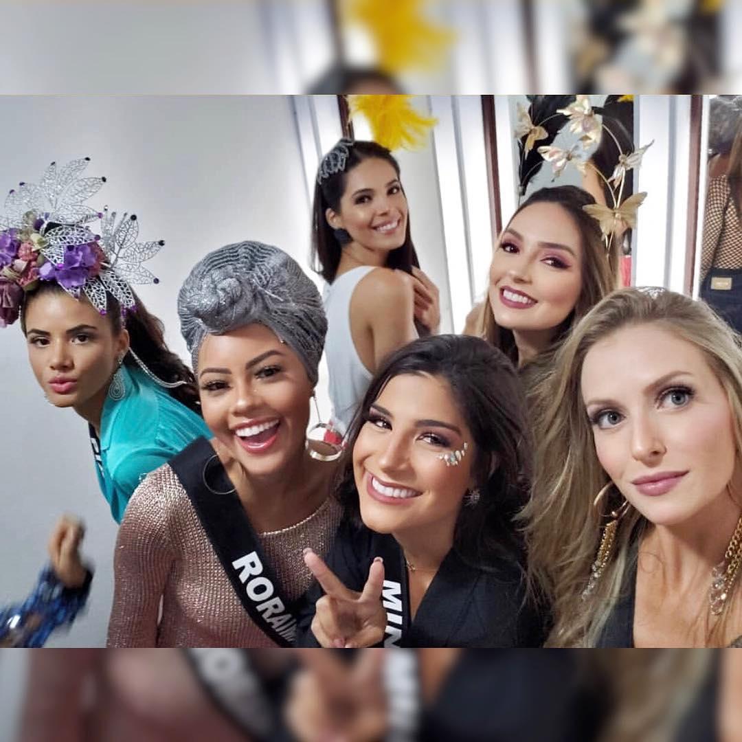 thaina castro, top 10 de miss brasil universo 2019. - Página 4 53123311