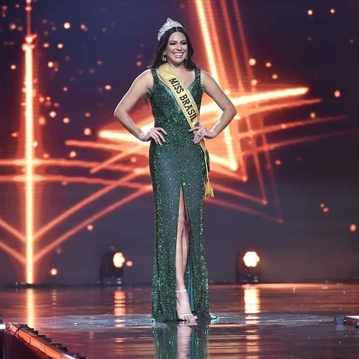 mayra dias, top 20 de miss universe 2018/primeira finalista de rainha hispanoamericana 2016. - Página 43 53160611