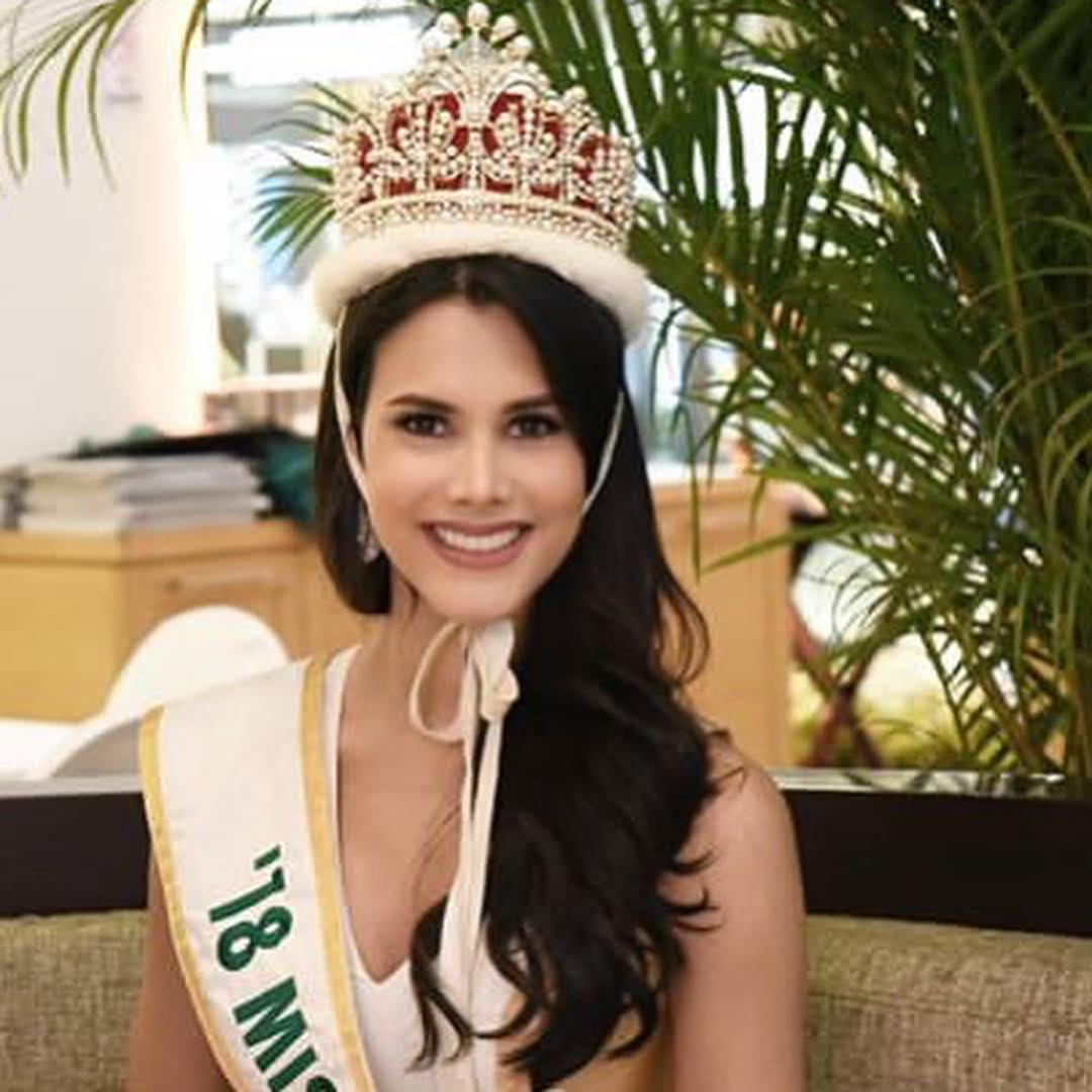 mariem velazco, miss international 2018. - Página 34 53178411
