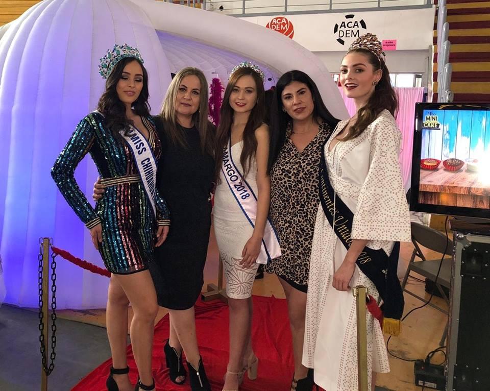 andrea saenz, miss continentes unidos 2018. - Página 5 53231410