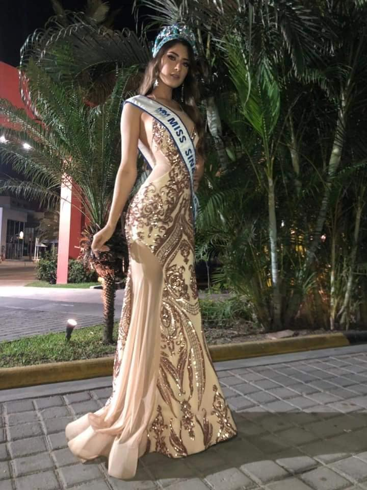angela leon yuriar, top 21 de miss grand international 2020. - Página 2 53238210