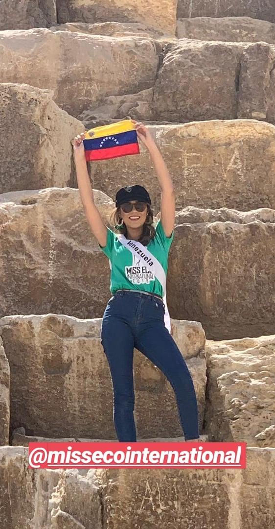 yara d'leon, semifinalista de miss eco international 2019. - Página 3 53241810
