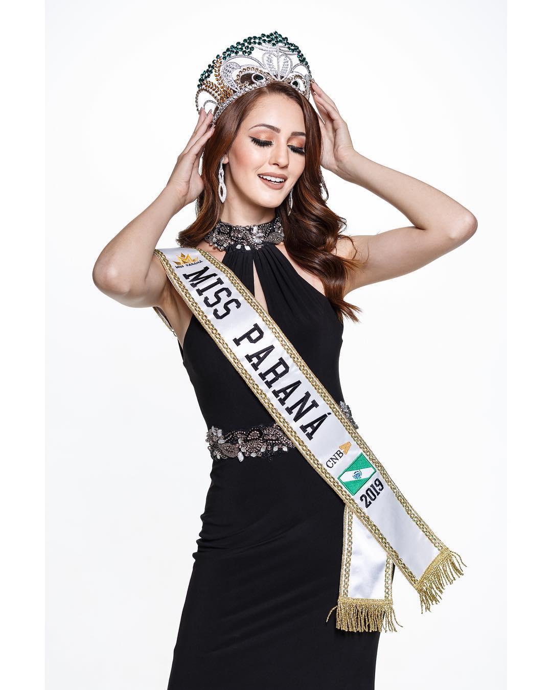 deise caroline ribas, miss parana mundo 2019/miss parana universo 2018/top 2 de miss teen international 2017. - Página 2 53270910