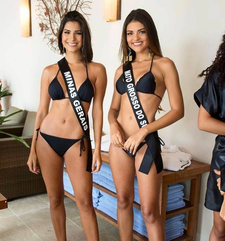 candidatas a miss brasil universo 2019 de bikini.  - Página 4 53402610