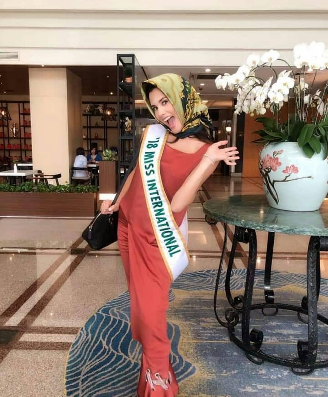 mariem velazco, miss international 2018. - Página 31 53485510