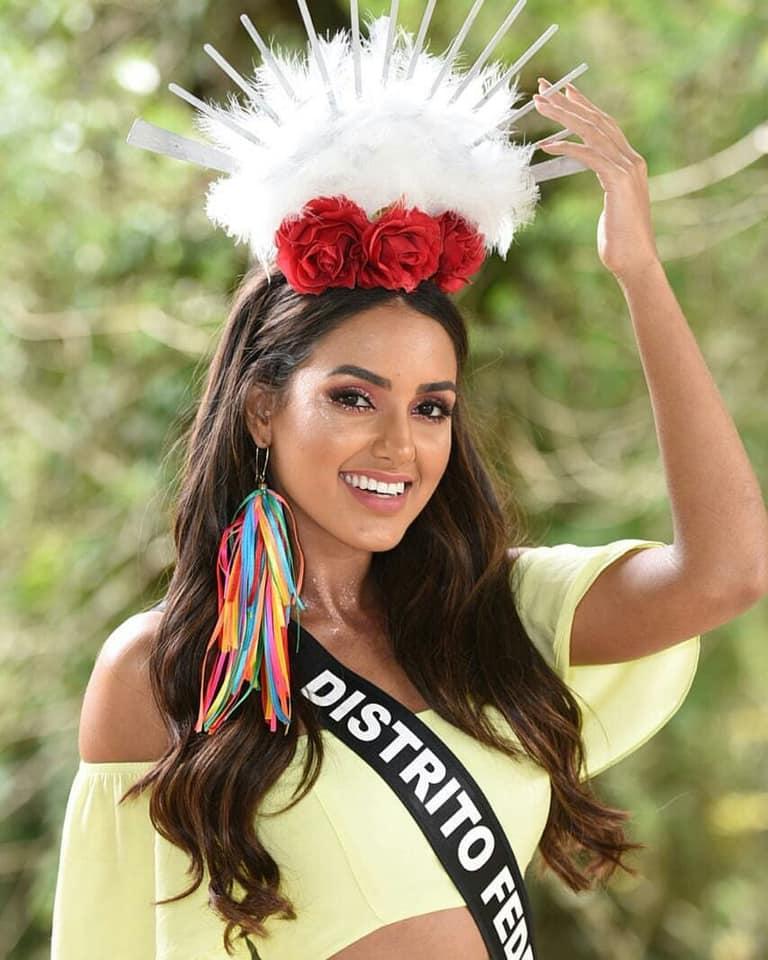 gabriela borges, miss distrito federal 2019, segunda finalista de miss all nations 2016. - Página 6 53602010