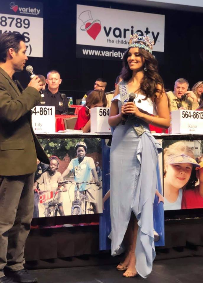 vanessa ponce de leon, miss world 2018. I - Página 56 53803611