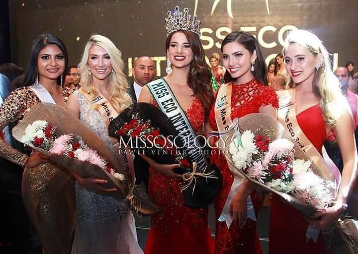 elizabeth jordan, 2nd runner-up de miss eco international 2019. - Página 5 53806510