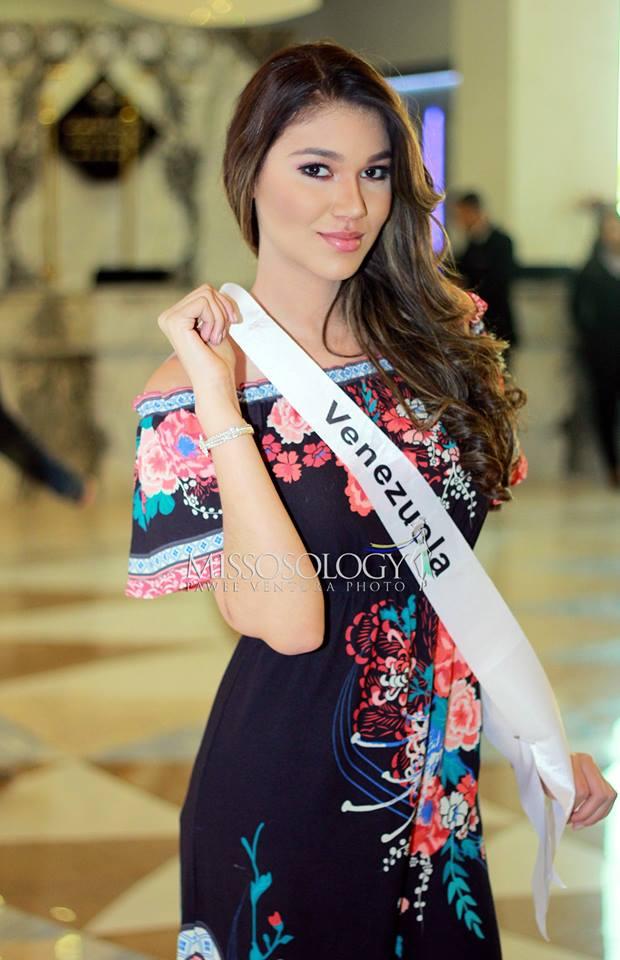 yara d'leon, semifinalista de miss eco international 2019. - Página 3 54209210