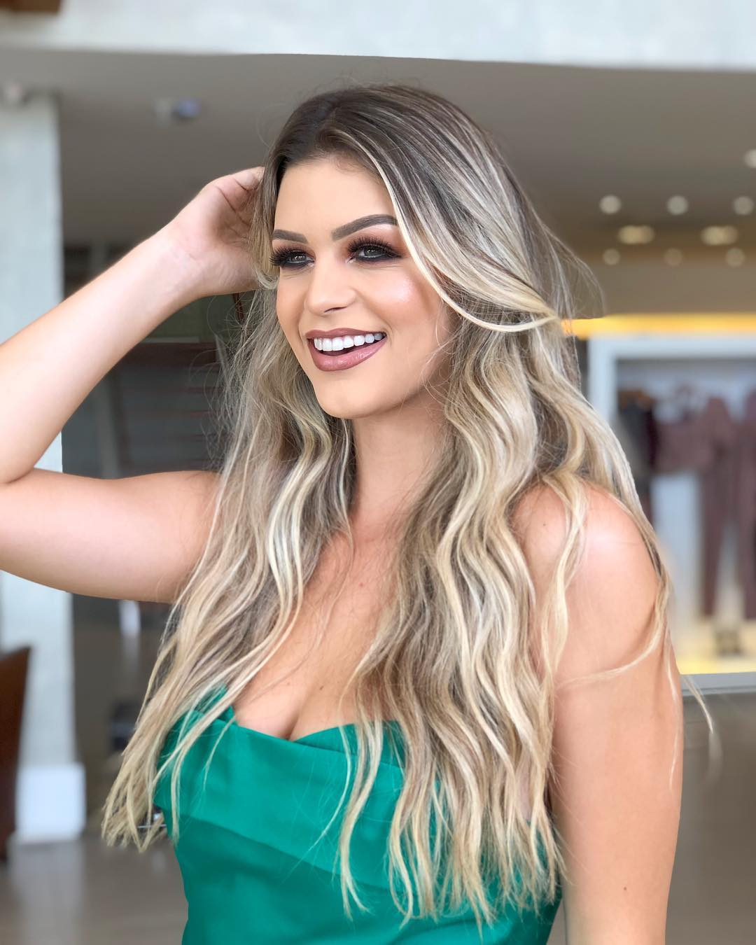 maria gabriela batistela, miss brasil terra 2019. - Página 5 54217510