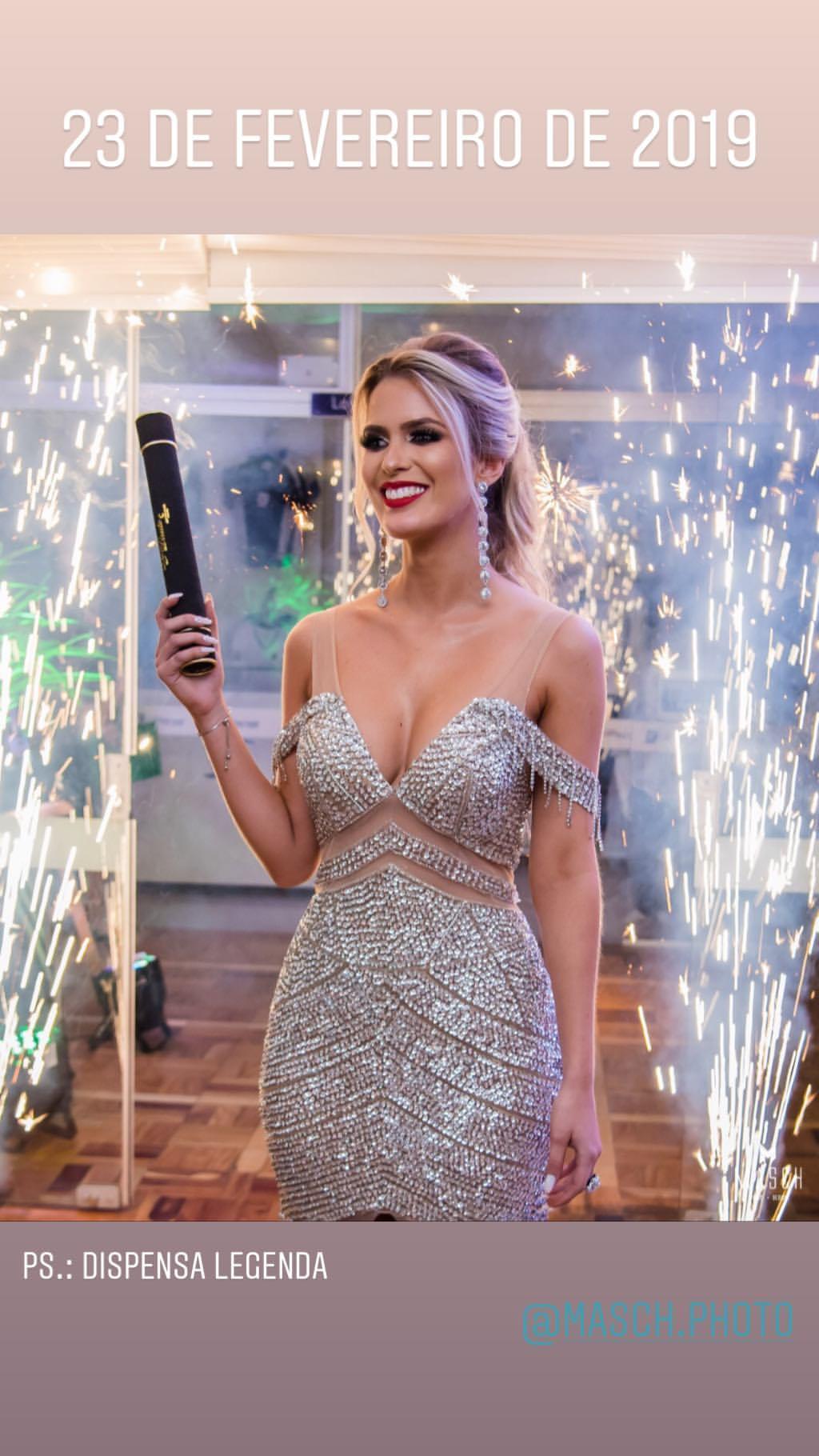 taina laydner, miss eco brasil 2019. - Página 5 54248110