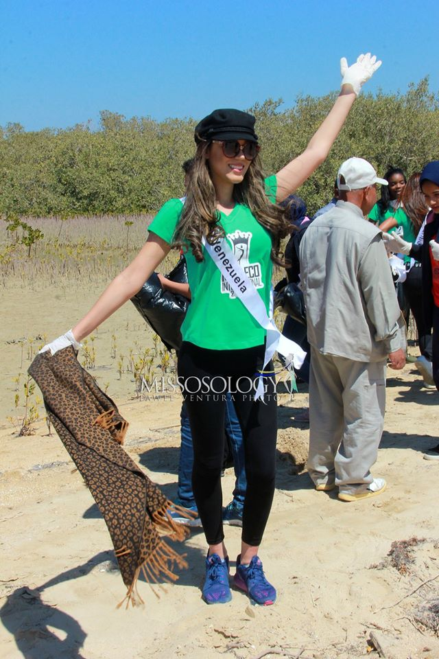 yara d'leon, semifinalista de miss eco international 2019. - Página 3 54379810