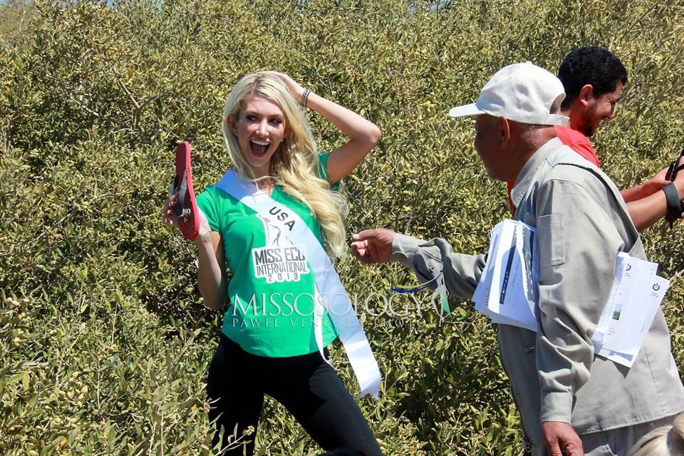 elizabeth jordan, 2nd runner-up de miss eco international 2019. - Página 3 54420910