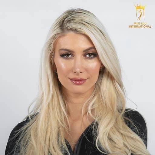 elizabeth jordan, 2nd runner-up de miss eco international 2019. - Página 4 54434010