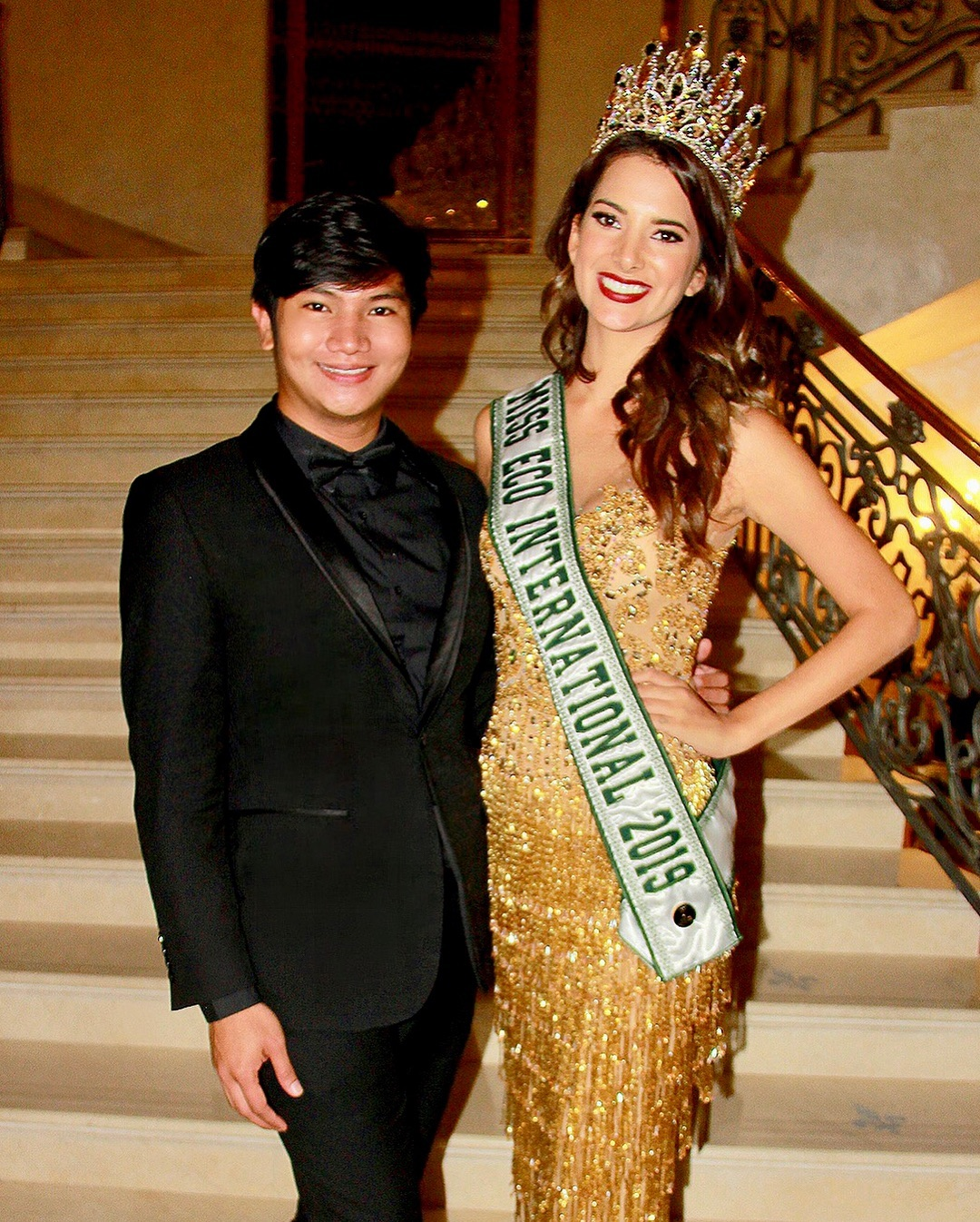 suheyn cipriani, miss eco international 2019. - Página 6 54447014