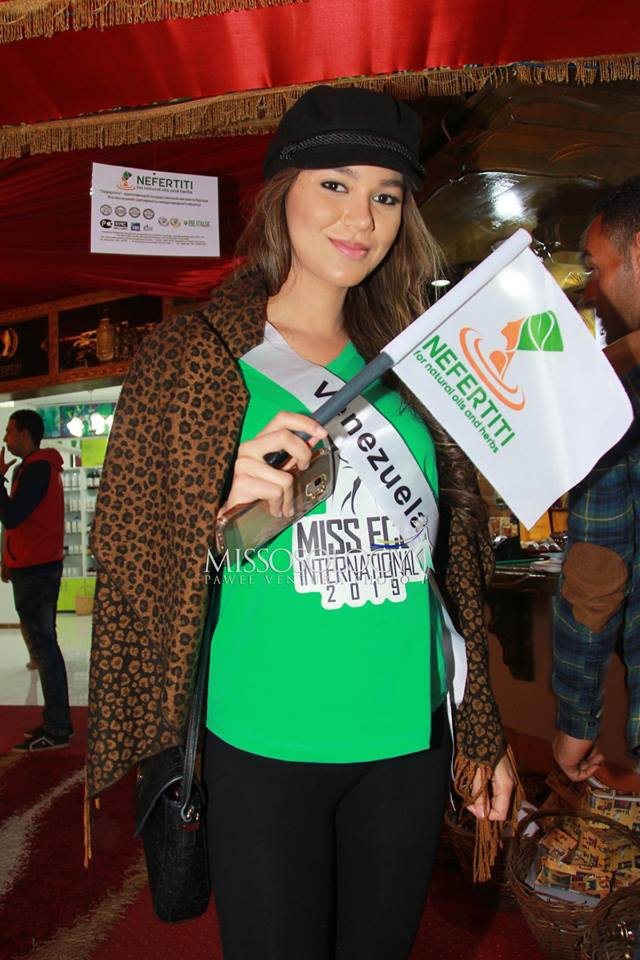 yara d'leon, semifinalista de miss eco international 2019. - Página 3 54517410