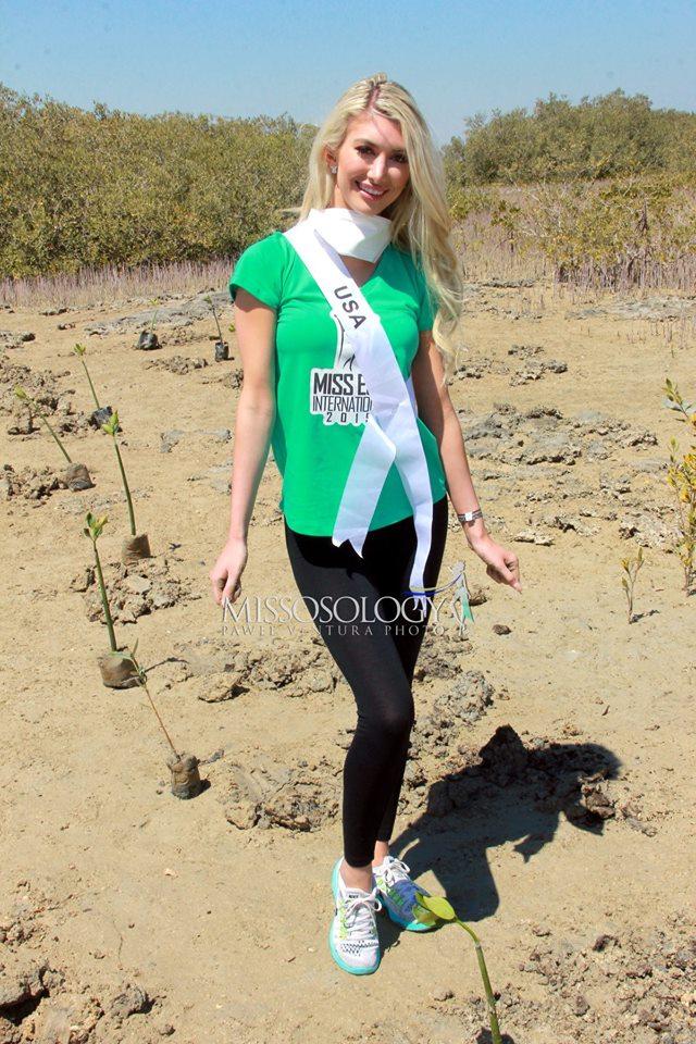 elizabeth jordan, 2nd runner-up de miss eco international 2019. - Página 3 55564310