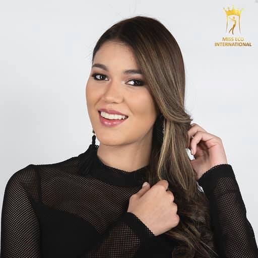 official de candidatas a miss eco international 2019.  55632810