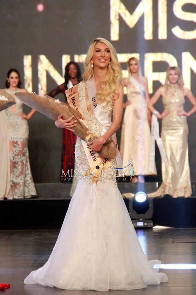elizabeth jordan, 2nd runner-up de miss eco international 2019. - Página 5 55849211