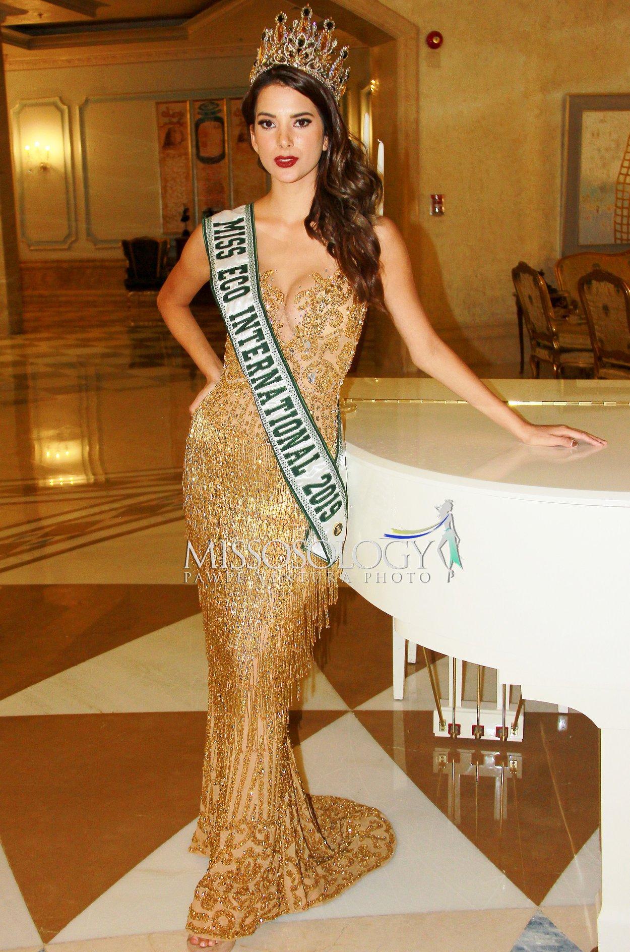 suheyn cipriani, miss eco international 2019. - Página 6 55932410