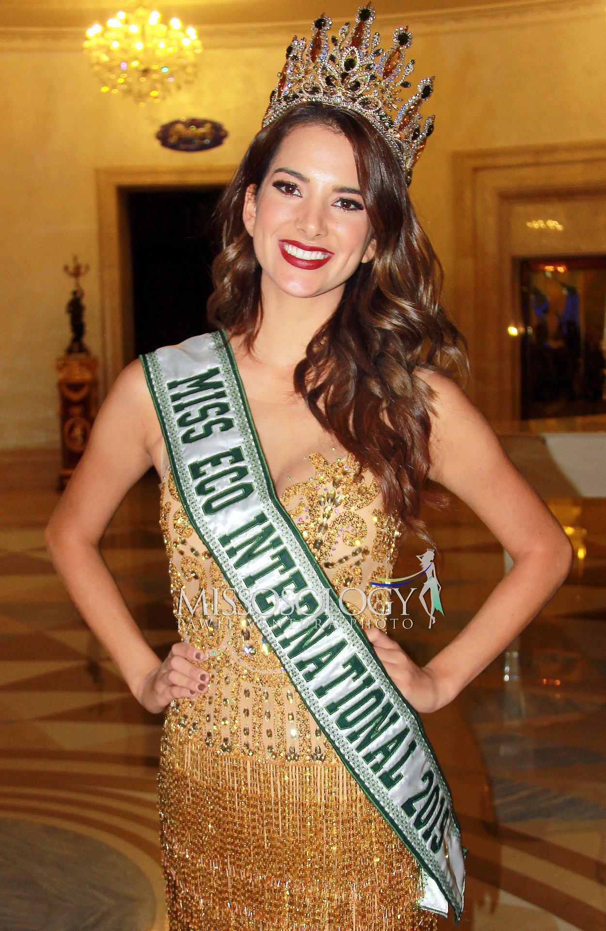 suheyn cipriani, miss eco international 2019. - Página 6 56157810