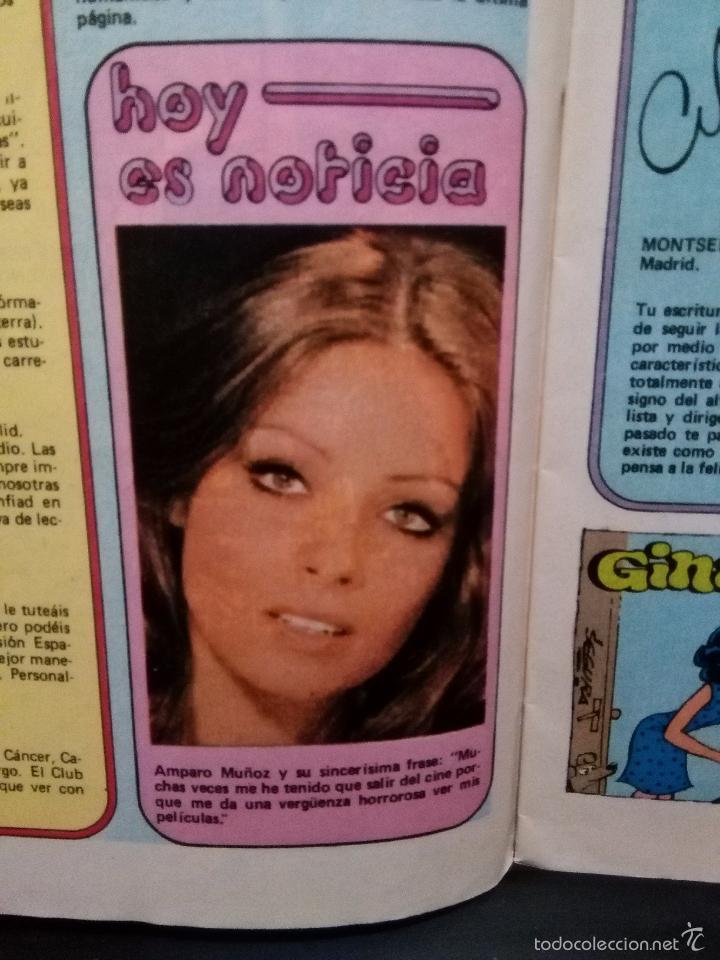 amparo munoz, miss universe 1974. † 57915310