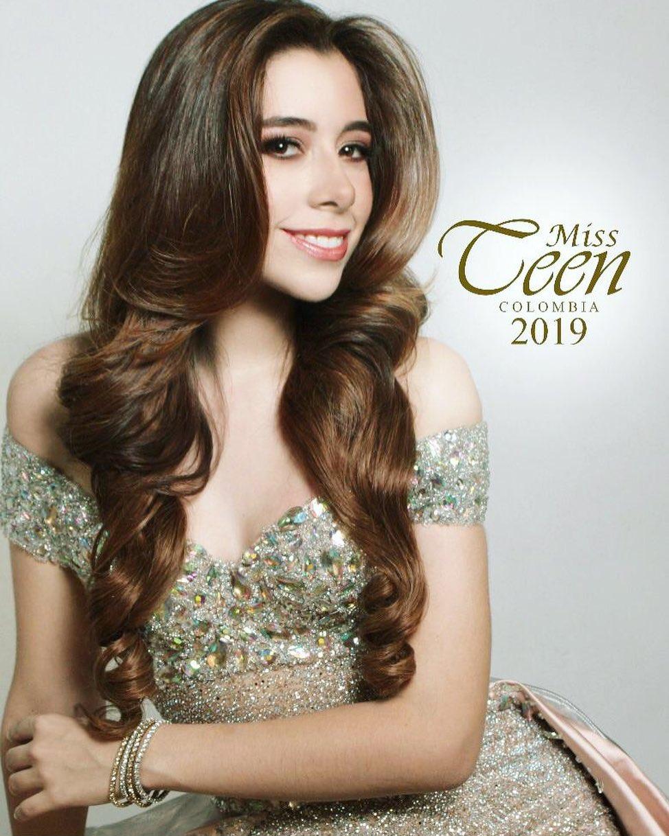 maya mejia ospina, miss teen mundial colombia 2019. 58410910