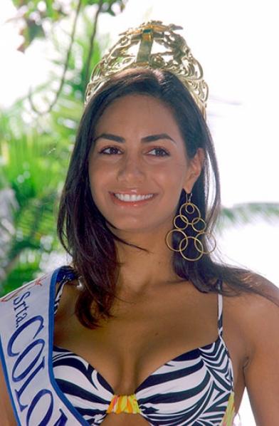 valerie dominguez, top 10 de miss universe 2006. 58ac4c10
