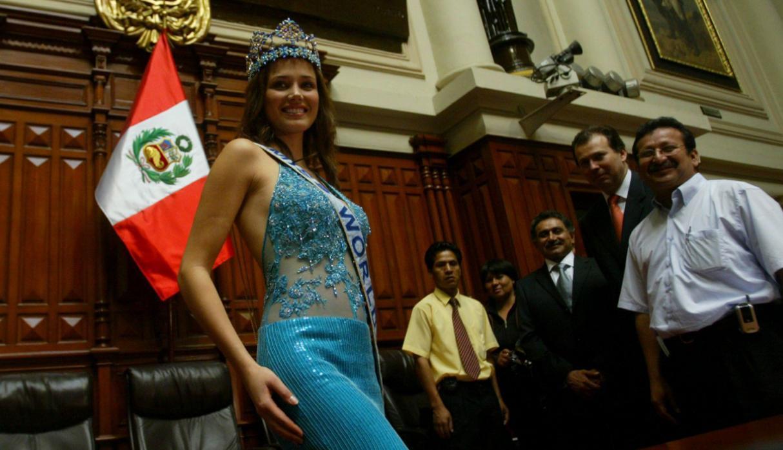 maria julia mantilla garcia (aka maju mantilla), miss world 2004. - Página 7 58db5e10