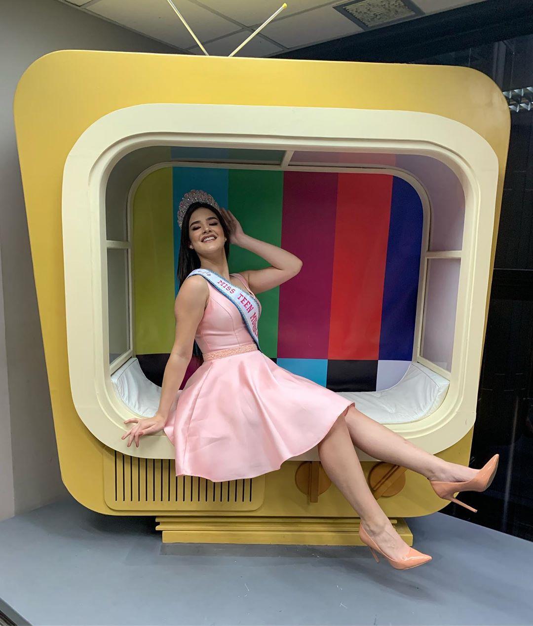 daniela di venere, top 12 de miss teen mundial 2019. 59343110