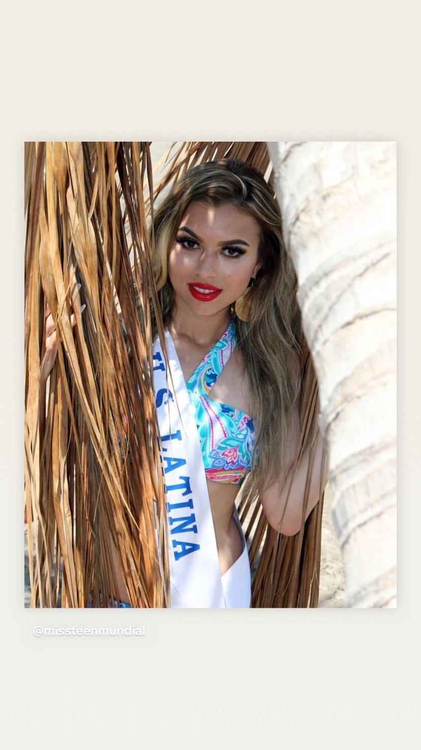 estefany frost, miss teen mundial latina usa 2019. - Página 4 59352310