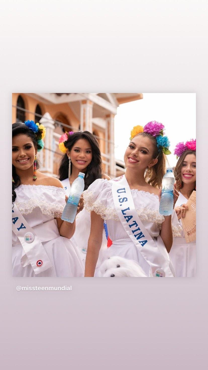 estefany frost, miss teen mundial latina usa 2019. - Página 4 59782210